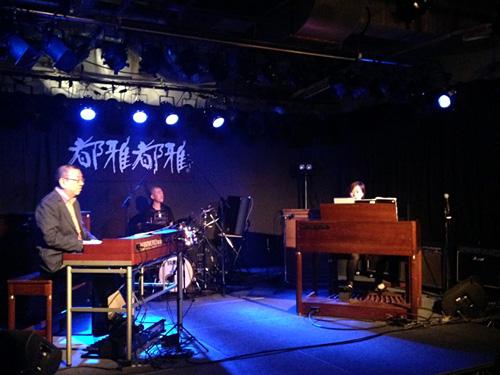 Live Report - 佐々木昭雄Jazz Organ Live at 都雅都雅 001