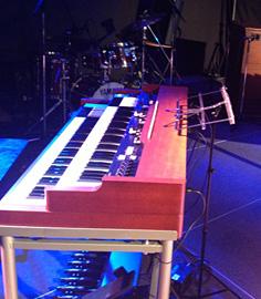 Live Report - 佐々木昭雄Jazz Organ Live at 都雅都雅 002