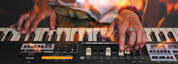 organ-sound
