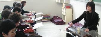 竜扇会(短箏)教室