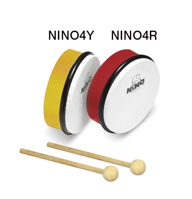 ニノ ABSドラム ハンドドラム(XS) NINO4Y