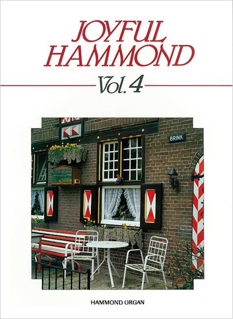 楽譜 ジョイフルハモンド Vol.4