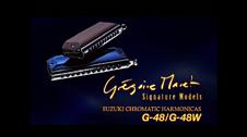グレゴアマレモデル デモ  G-48 G-48W Promotion Video