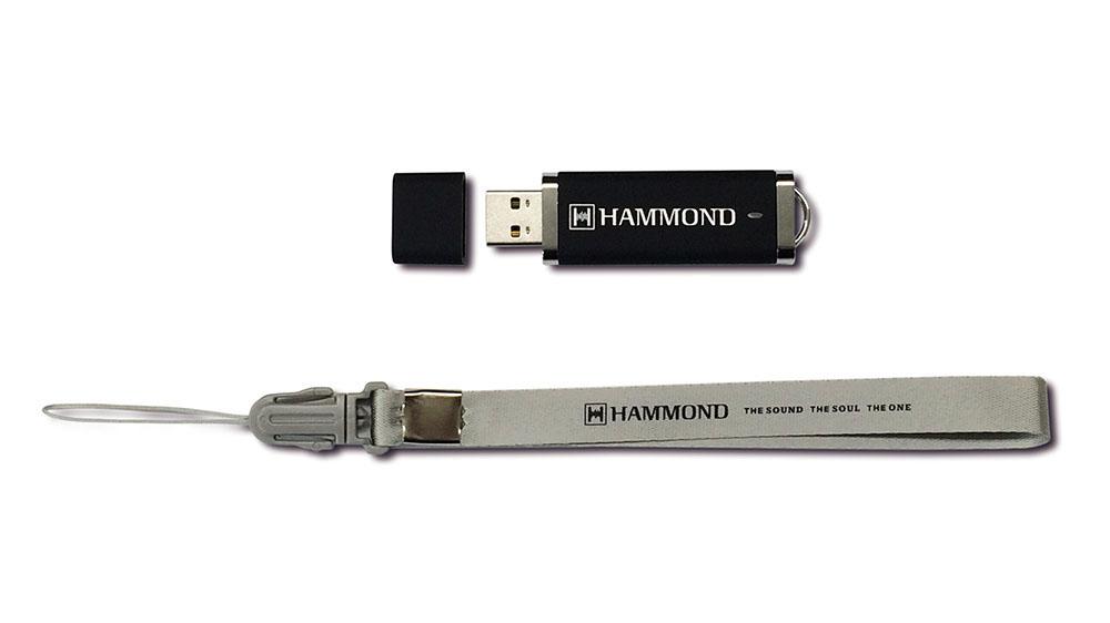 USBメモリー<br>HAM-USB8G