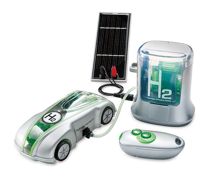 燃料電池車 H-racer2