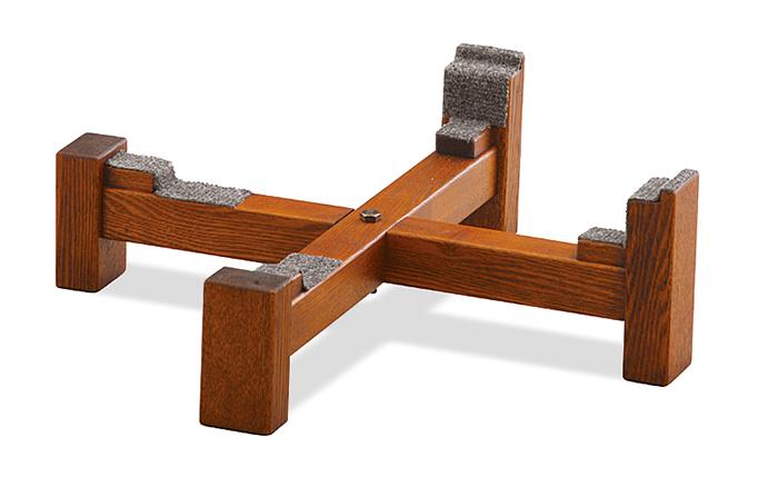 郷のひびき 十字置台 単品 HD-J13(1尺3寸)<br>HD-J14(1尺4寸)
