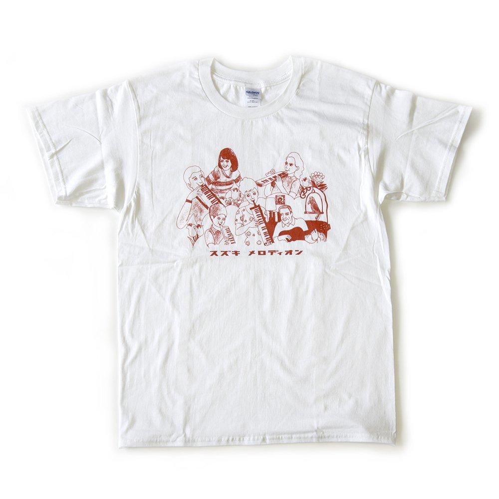 メロディオンTシャツ MEL-T