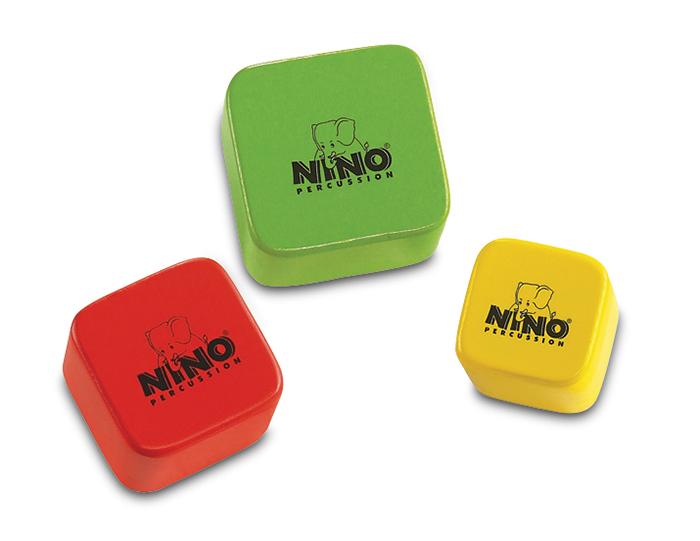 ニノ ウッドシェイカー(角型セット) NINO507-MC
