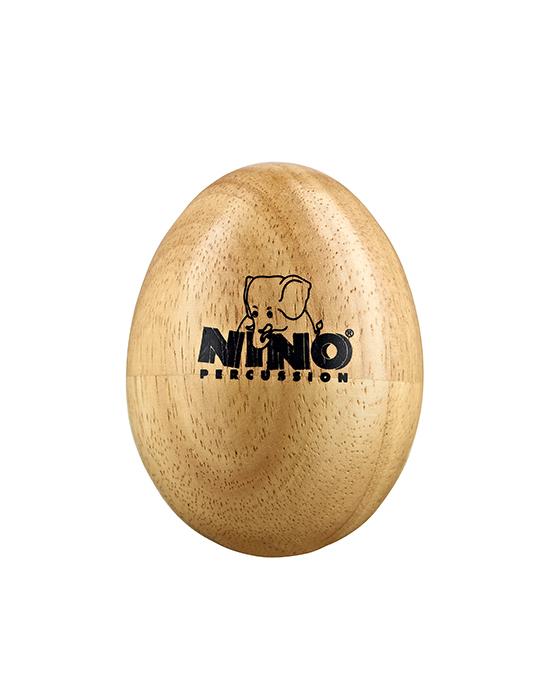 ニノ ウッドエッグシェイカー(中) NINO563