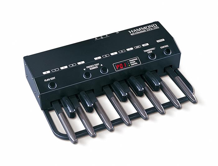 MIDIペダルボード XPK-100