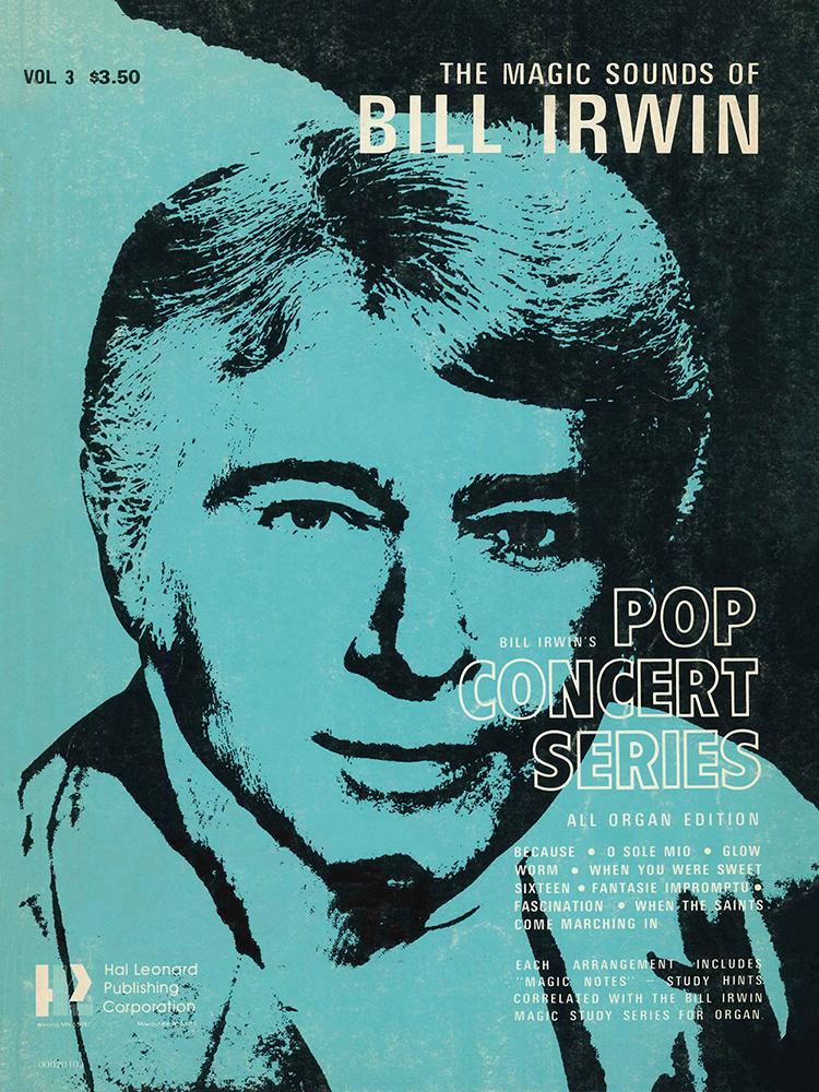 楽譜 マジックサウンズ オブ ビル・アーウィン Vol.3