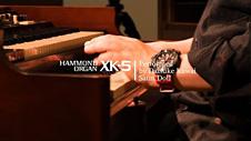 HAMMOND XK-5 Performed by Daisuke Kawai_Satin Doll