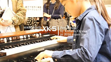 HAMMOND XK-5 Performed by Kohaku Ogawa 03