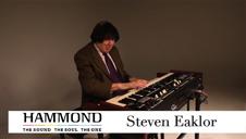 Steven Eaklor Hammond SKX Demo #1