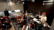 [2016楽器フェア] Fmはホレスのサイン 鍵盤ハーモニカM-37C plusデモ_イシタニタイジュ&鍵盤ハーモニカTrio