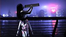 草野由花子 鍵盤ハーモニカ 1st Album『China Blue』PV