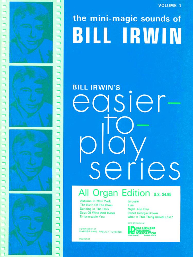 楽譜 ミニマジックサウンズ オブ ビル・アーウィンVol.1