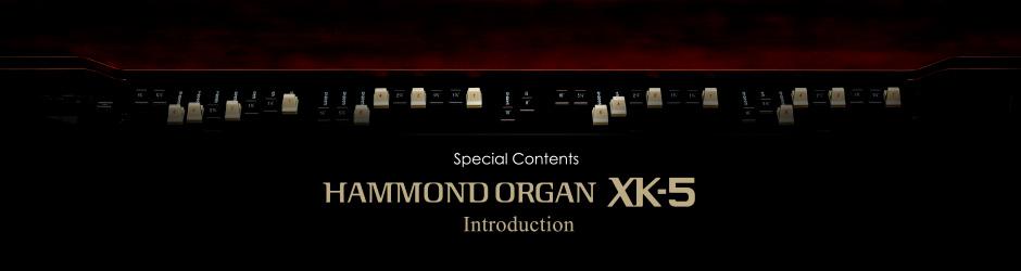 HAMMOND ORGAN XK-5