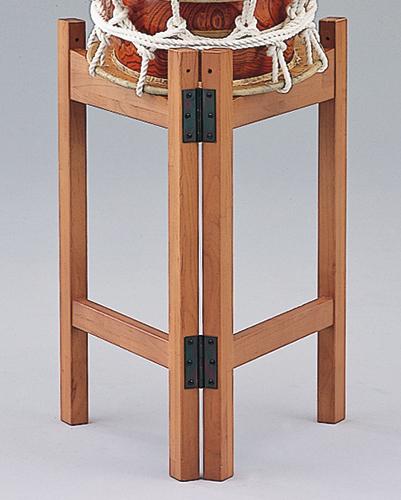 附締太鼓用開き型立奏台