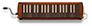 木製鍵盤ハーモニカ