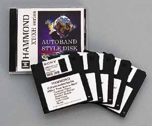 オートバンドスタイルディスク <br>ASD-1〜5 <br>(XT-100/XH-200用)
