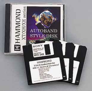 オートバンドスタイルディスク <br>ASD-11〜13 <br>(XT-100/XH-200/XE-1用)