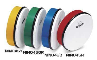 ニノ ABSドラム ハンドドラム(S) <br>NINO45GR