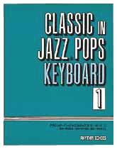 楽譜 クラシック イン <br>ジャズ&ポップス キーボード 1