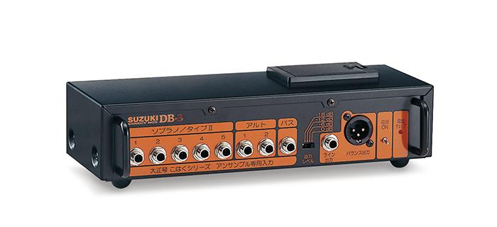 大正琴ダイレクトボックス DB-3<br>(こはくシリーズ専用)