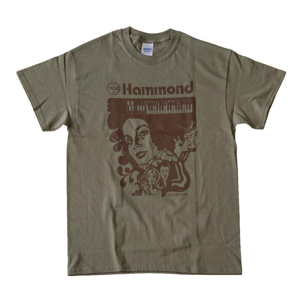ハモンドTシャツ HAM-T