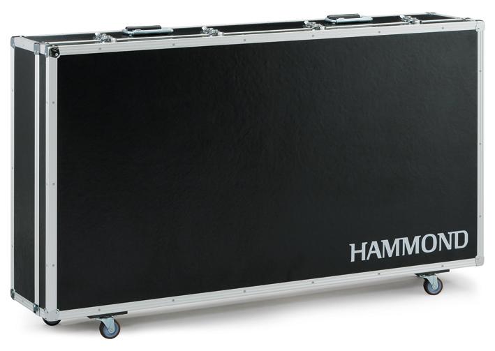 XLK-5 2段鍵盤用ハードケース HC-500L