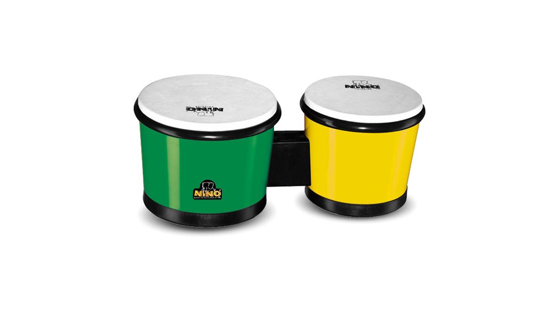 ニノ ABSドラム ボンゴ NINO19G/Y