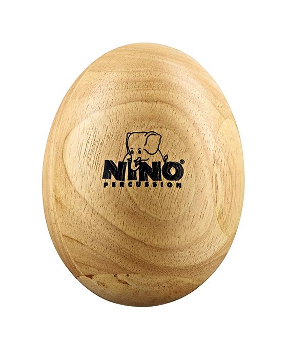ニノ ウッドエッグシェイカー(大) <br>NINO564