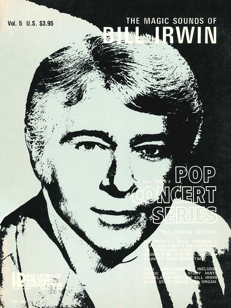 楽譜 マジックサウンズ オブ <br>ビル・アーウィン Vol.5