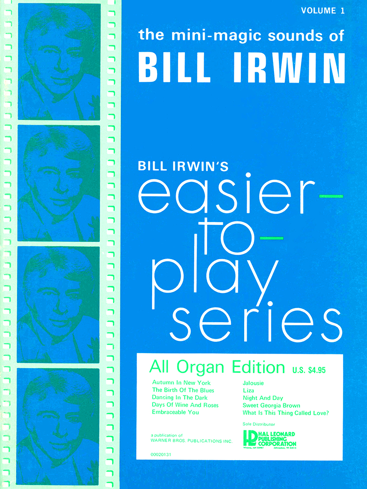 楽譜 ミニマジックサウンズ オブ <br>ビル・アーウィンVol.1