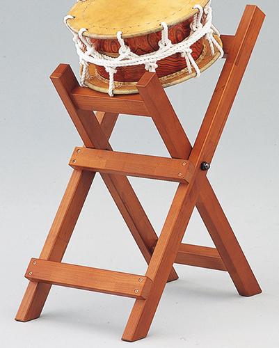 附締太鼓用X型立奏台